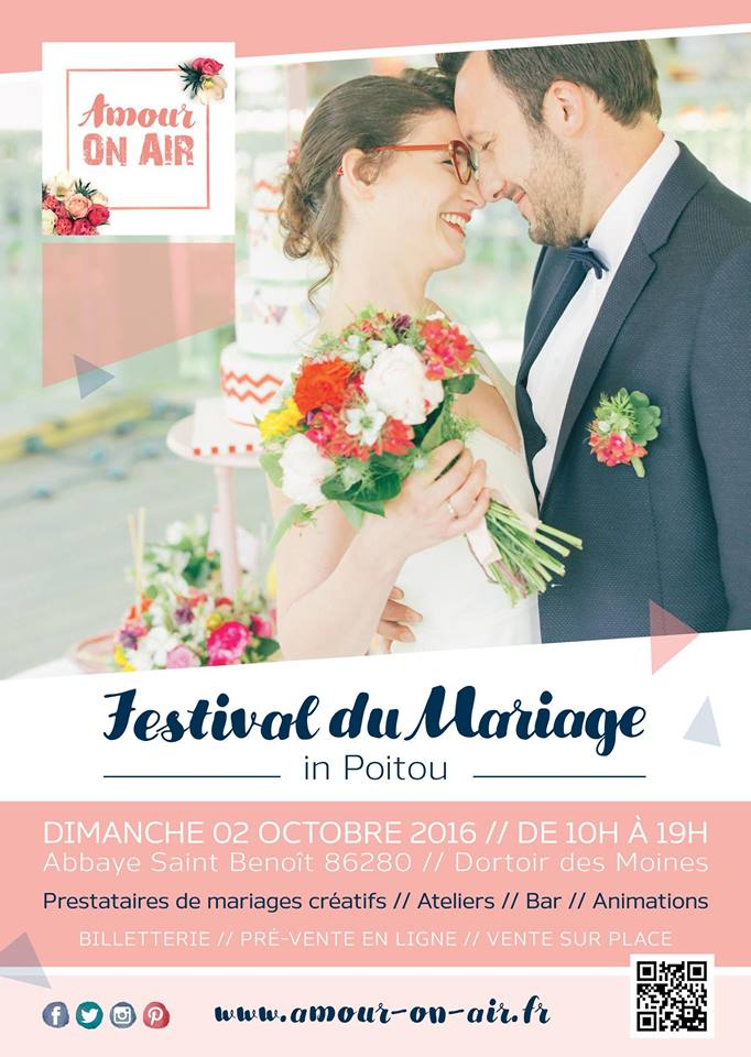 Amour on air, festival du mariage