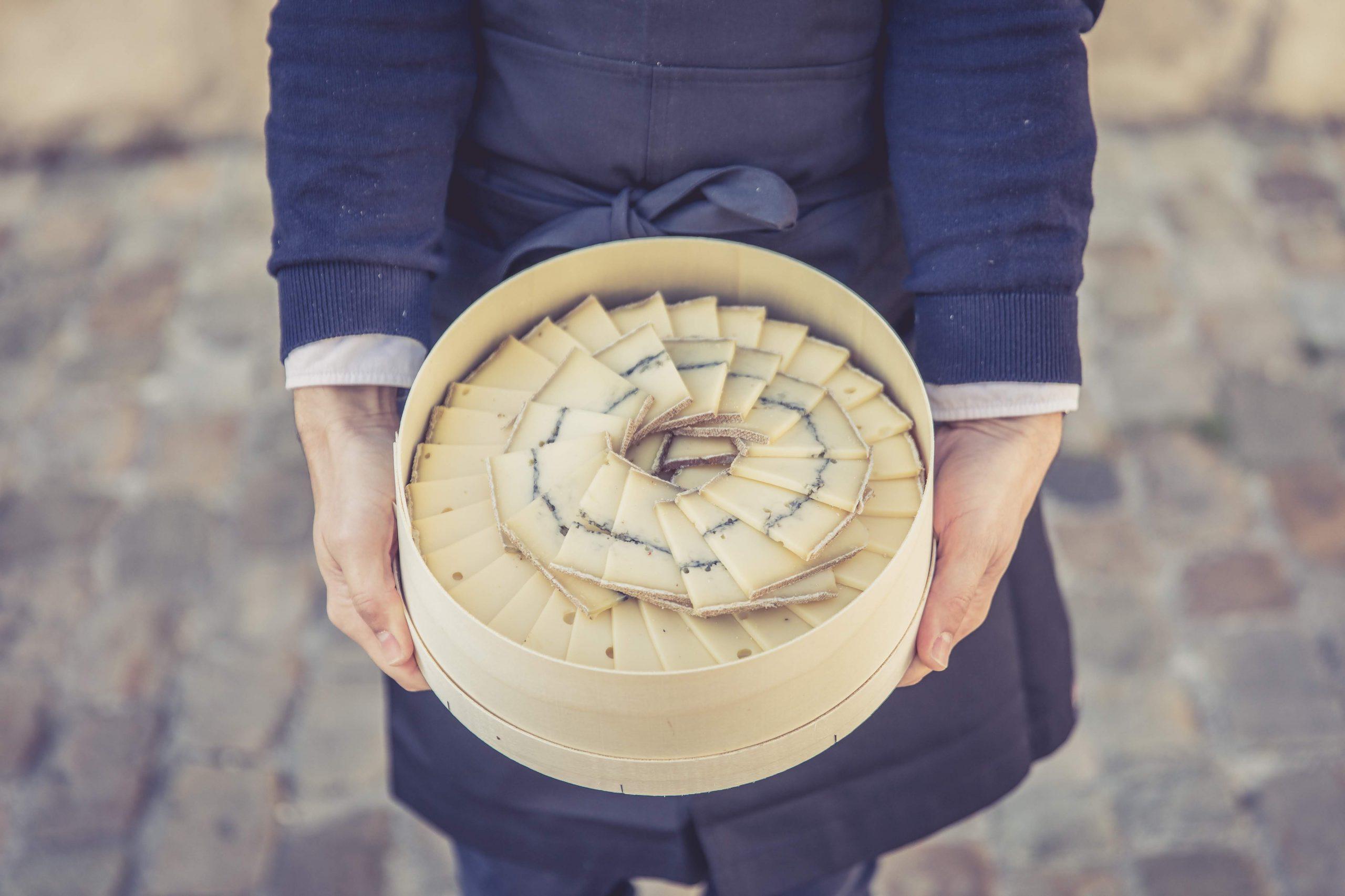 Composez votre box raclette
