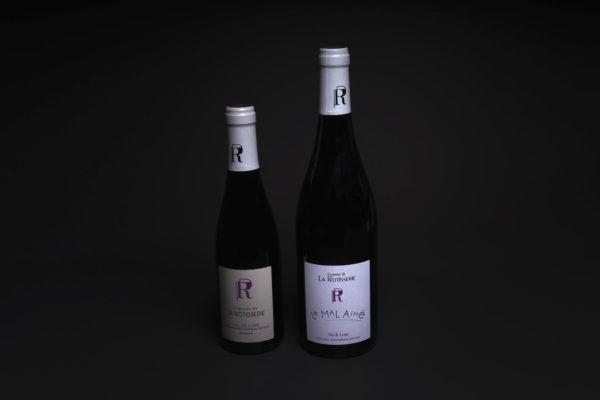 Vin rouge Gamay Val de Loire